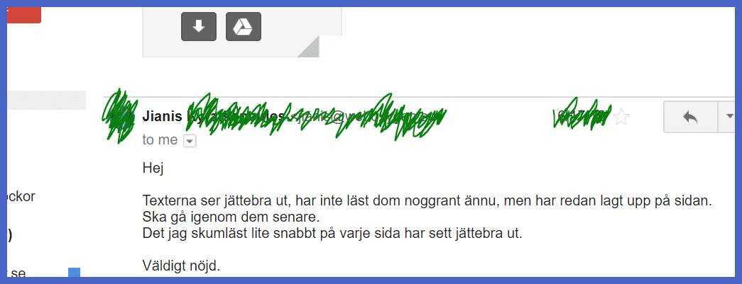 Dejtingsajt webbutvecklare